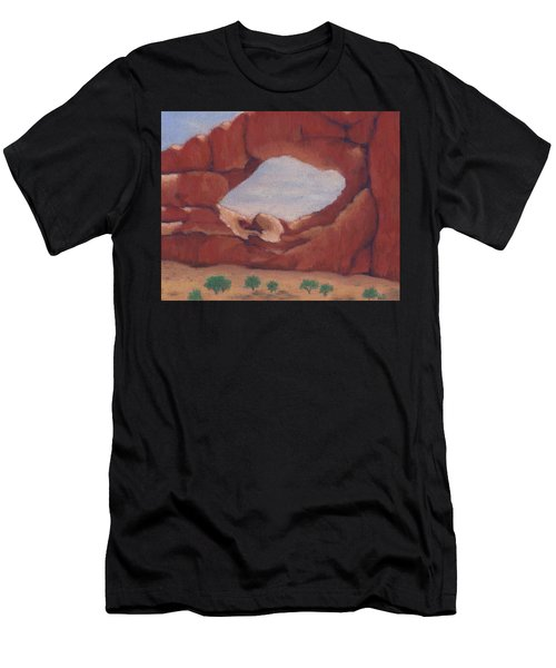 Giant Window Men's T-Shirt (Athletic Fit)