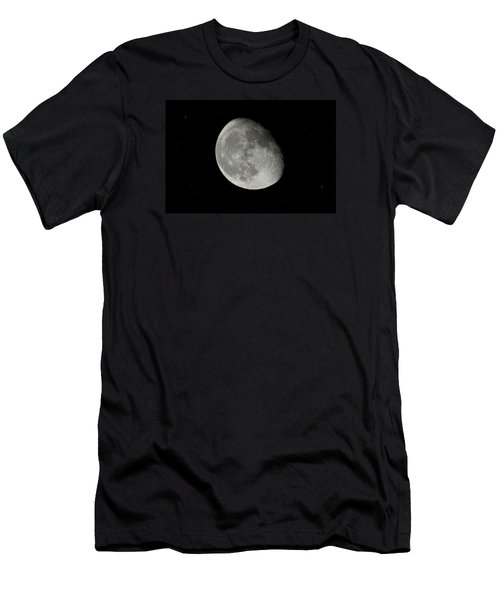 Gibbous Men's T-Shirt (Athletic Fit)