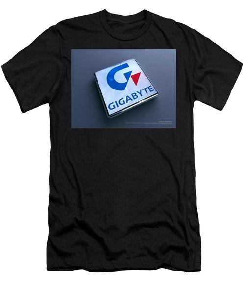 Gigabyte Men's T-Shirt (Athletic Fit)