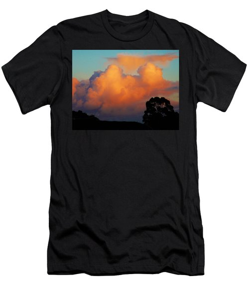 Gilded Dawn Men's T-Shirt (Athletic Fit)