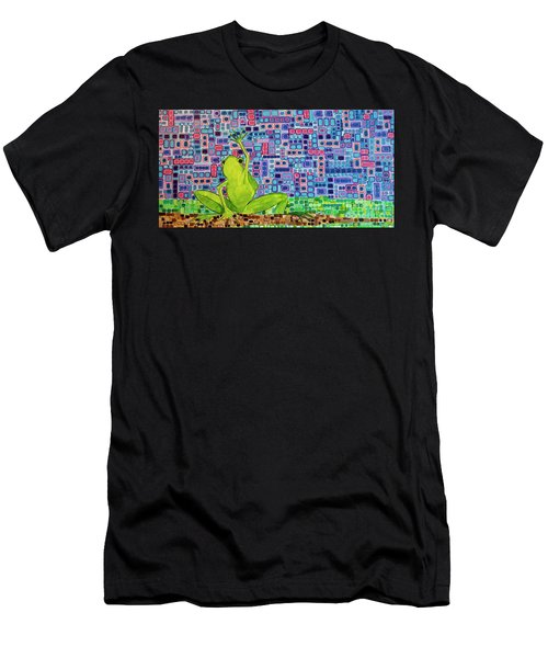Gimme Shelter Men's T-Shirt (Athletic Fit)