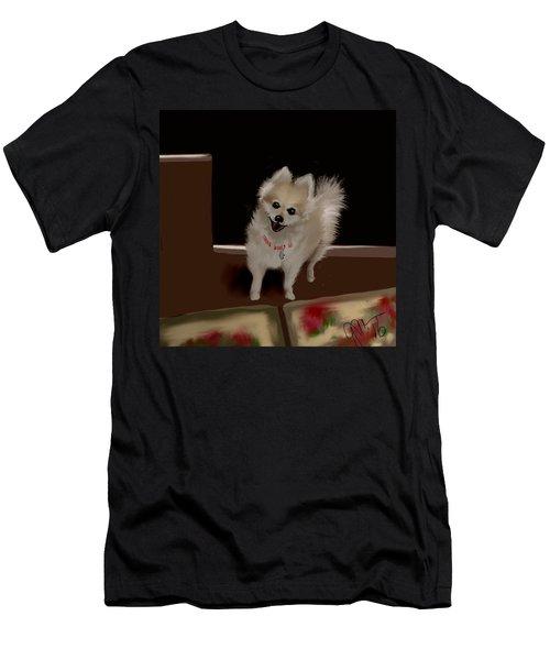 Ginger Ll Men's T-Shirt (Athletic Fit)
