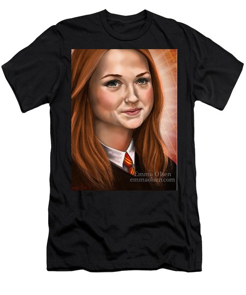 Ginny Weasley Men's T-Shirt (Athletic Fit)