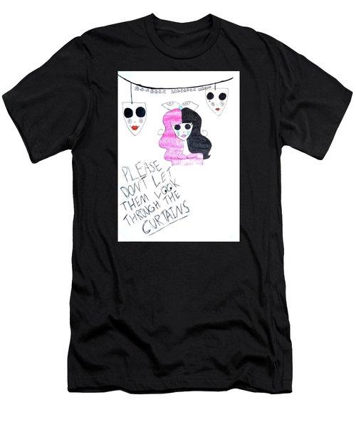Melanie Martinez Men's T-Shirt (Athletic Fit)