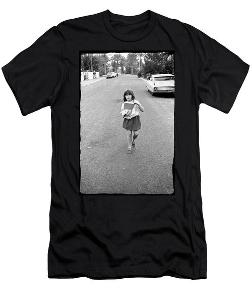 Girl On 13th Street, 1971 Men's T-Shirt (Athletic Fit)