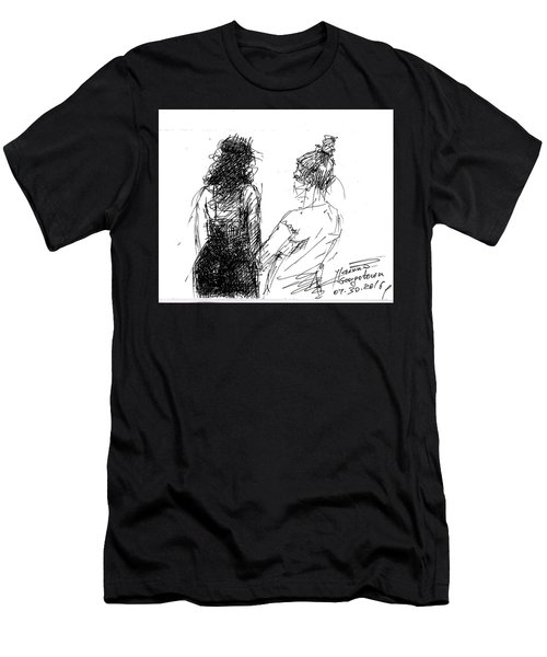 Girls Men's T-Shirt (Athletic Fit)