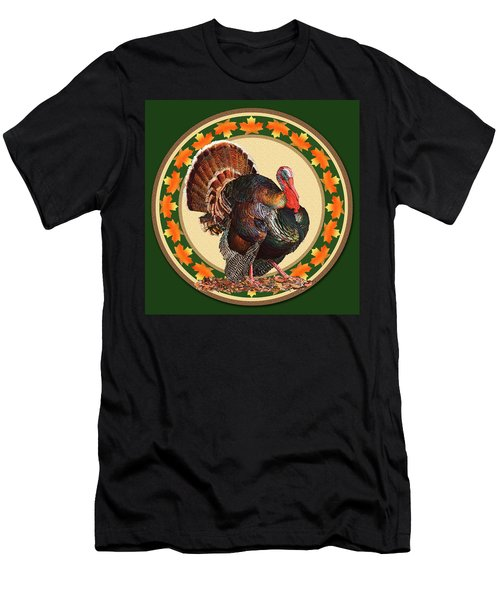 Giving Thanks Men's T-Shirt (Athletic Fit)