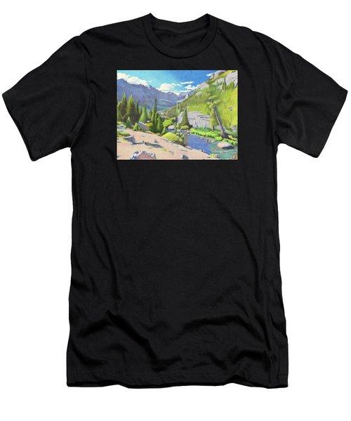 Glacier Gorge Men's T-Shirt (Athletic Fit)