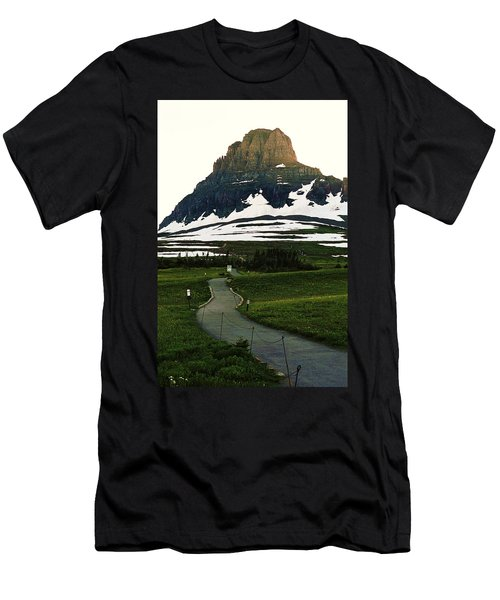 Glacier National Park 8 Men's T-Shirt (Athletic Fit)