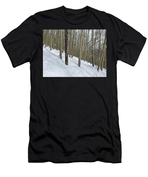 Gladed Run Men's T-Shirt (Athletic Fit)