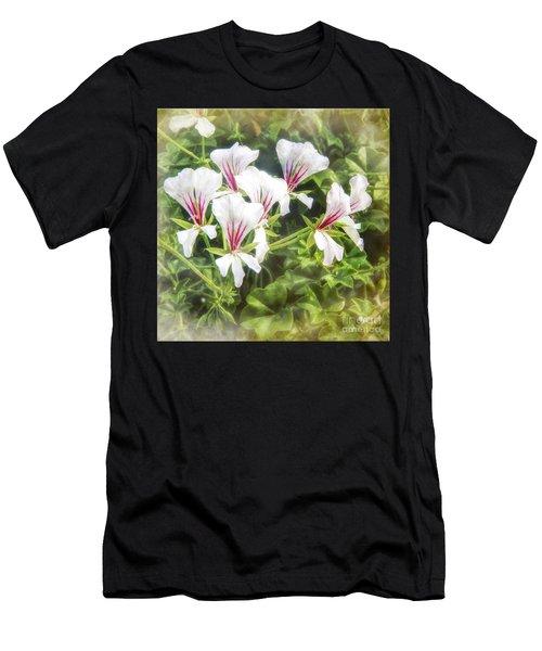 Gladiolus Callianthus Men's T-Shirt (Athletic Fit)