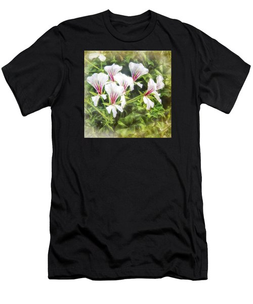Gladiolus Callianthus Men's T-Shirt (Athletic Fit)