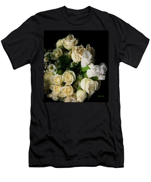 Men's T-Shirt (Slim Fit) featuring the photograph Glamour by RC DeWinter