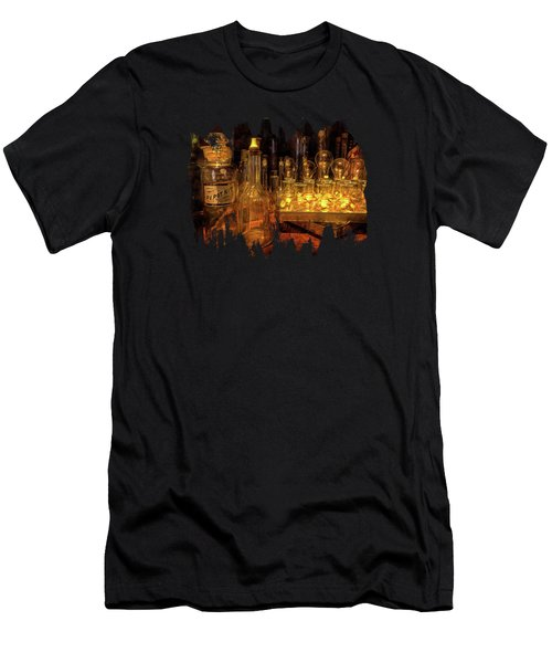 Glass And Light Men's T-Shirt (Athletic Fit)