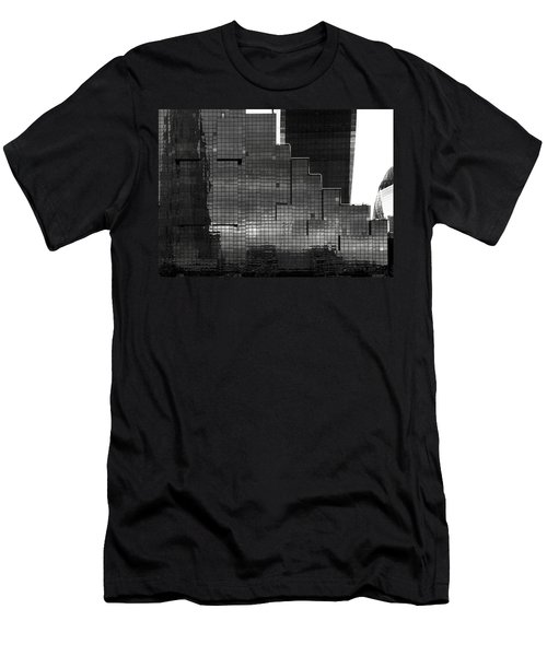 Glass Stairs Men's T-Shirt (Athletic Fit)