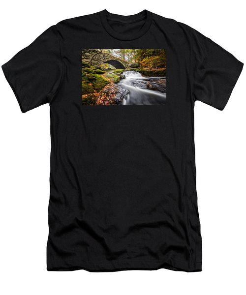 Gleason Falls Men's T-Shirt (Athletic Fit)