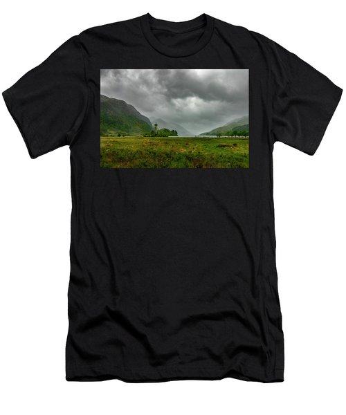 Glencoe, Scotland Men's T-Shirt (Athletic Fit)