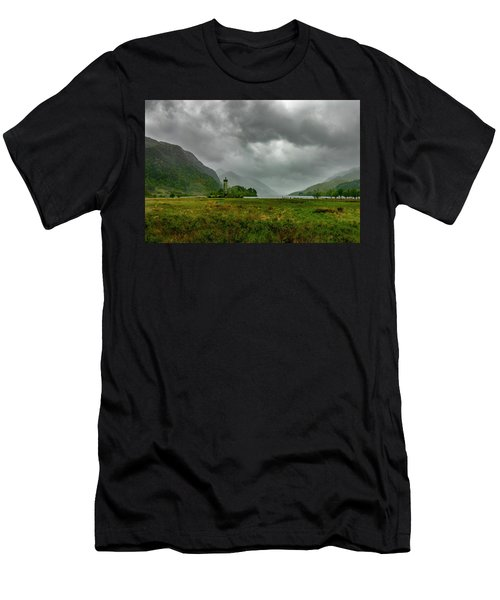 Glencoe, Scotland Men's T-Shirt (Athletic Fit)