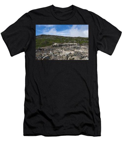 Glendasan Abandoned Mining Site Village Men's T-Shirt (Athletic Fit)