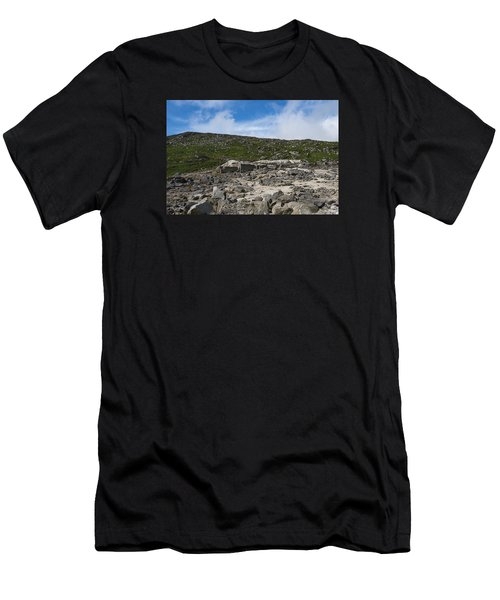 Glendasan Abandoned Mining Site Village Men's T-Shirt (Athletic Fit)