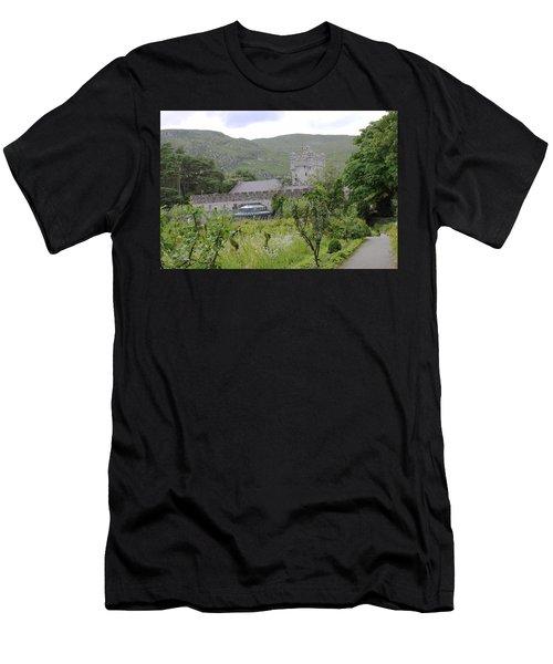 Glenveagh Castle Gardens 4287 Men's T-Shirt (Athletic Fit)