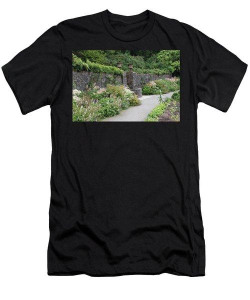 Glenveagh Castle Gardens 4288 Men's T-Shirt (Athletic Fit)