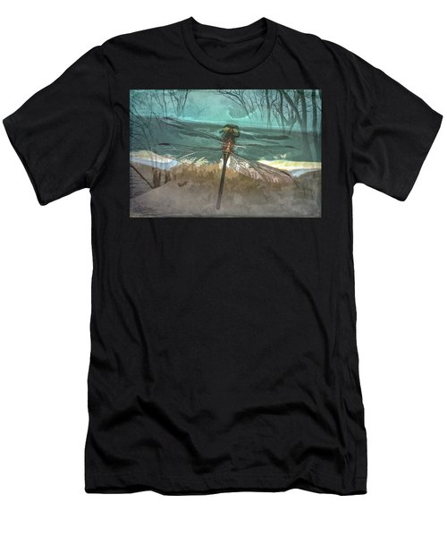 Glistening In The Forest Men's T-Shirt (Athletic Fit)