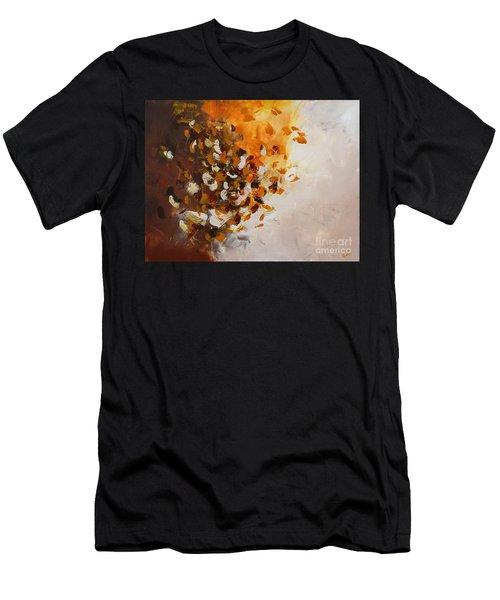 Glitter Men's T-Shirt (Athletic Fit)