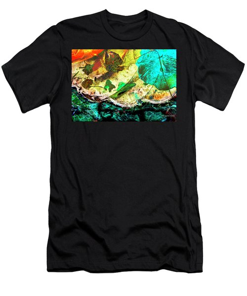 Global Warming Men's T-Shirt (Athletic Fit)