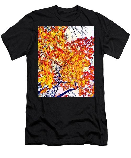 Glorious Foliage Men's T-Shirt (Athletic Fit)