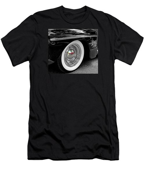 Men's T-Shirt (Slim Fit) featuring the photograph Glory Days by Victor Montgomery