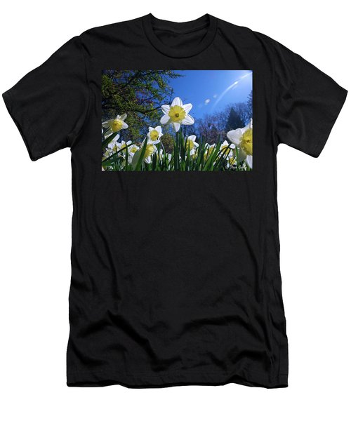 Glory Of Spring Men's T-Shirt (Athletic Fit)