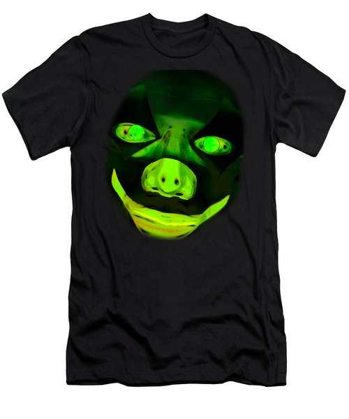 Spookyween Men's T-Shirt (Athletic Fit)