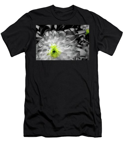 Glowing Heart Men's T-Shirt (Athletic Fit)