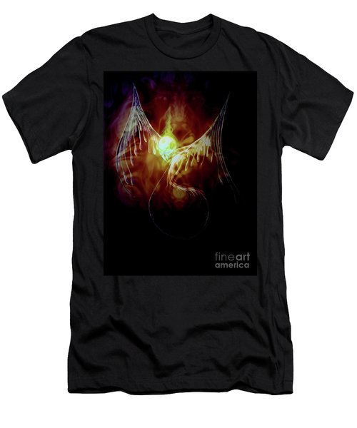 Glowingpixie Men's T-Shirt (Athletic Fit)