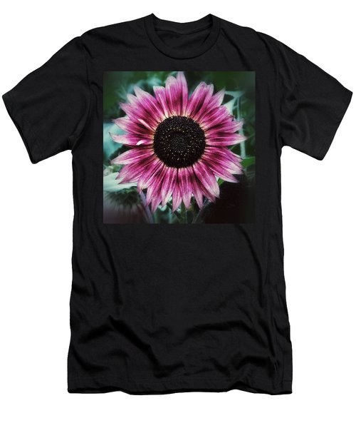 Men's T-Shirt (Slim Fit) featuring the photograph Go Pink by Karen Stahlros