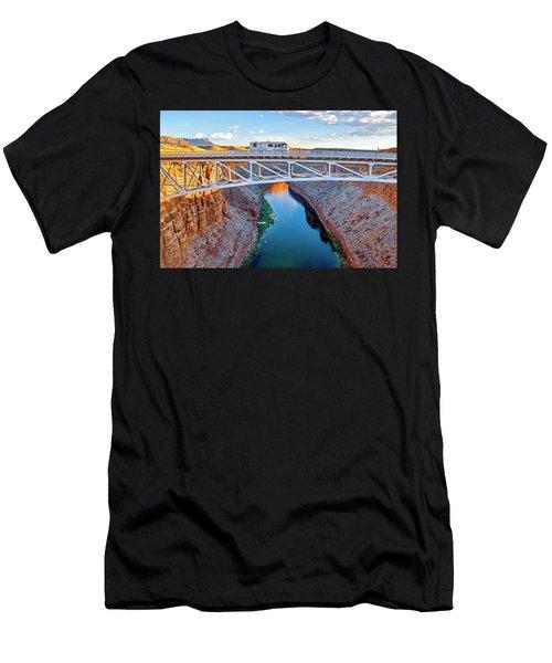 Go West Men's T-Shirt (Athletic Fit)