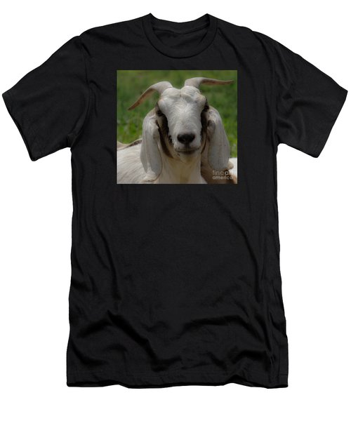 Goat 1 Men's T-Shirt (Athletic Fit)