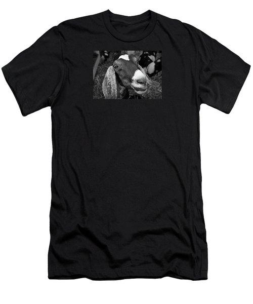 Goat Men's T-Shirt (Athletic Fit)