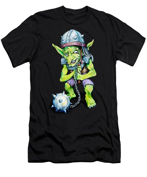Goblin Men's T-Shirt (Athletic Fit)