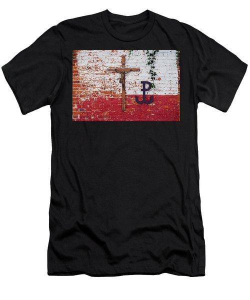 God, Honour, Fatherland Men's T-Shirt (Athletic Fit)