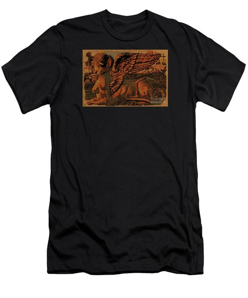 Men's T-Shirt (Athletic Fit) featuring the photograph Goddess by Beauty For God
