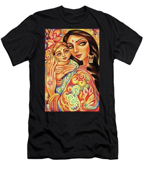 Goddess Blessing Men's T-Shirt (Athletic Fit)