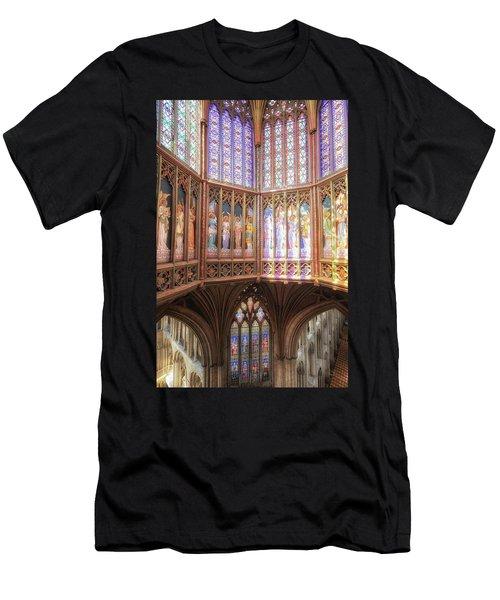 Gods Colors Men's T-Shirt (Athletic Fit)