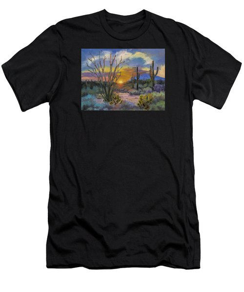 God's Day - Sonoran Desert Men's T-Shirt (Athletic Fit)