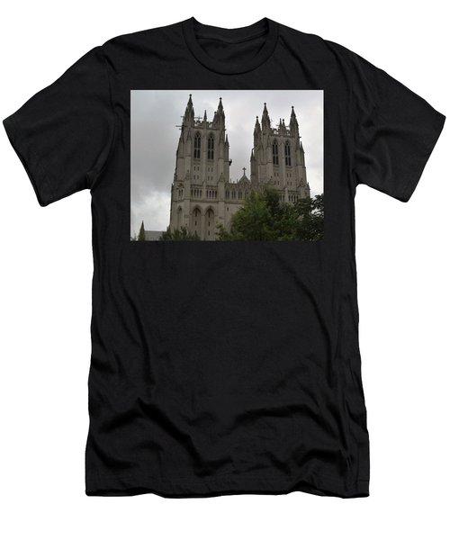 God's House Men's T-Shirt (Athletic Fit)