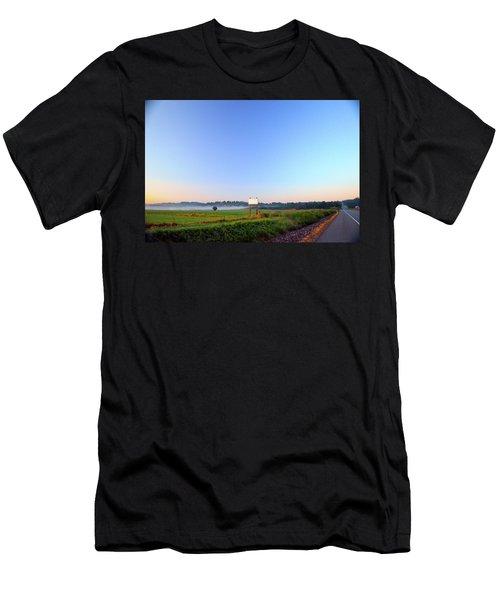 Goin' Somewhere Men's T-Shirt (Athletic Fit)