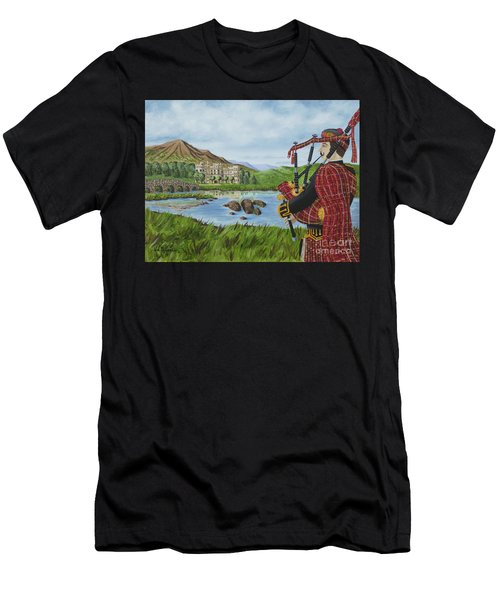 Going Home Men's T-Shirt (Athletic Fit)