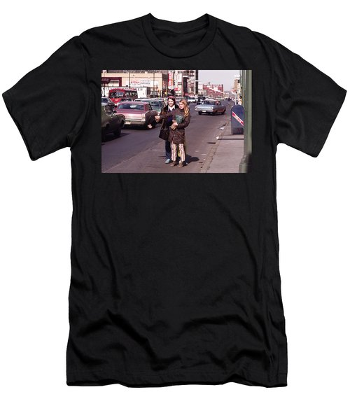 Going Our Way? Men's T-Shirt (Athletic Fit)