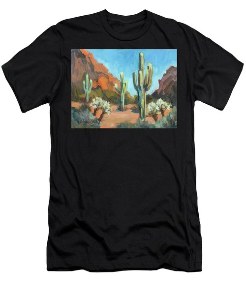 Gold Canyon Men's T-Shirt (Athletic Fit)